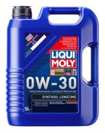 """Масло моторное синтетическое универсальное """"Liqui Moly Synthoil Longtime Plus"""" 0W-30"""