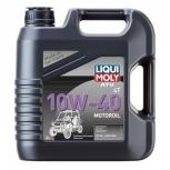 """Масло моторное синтетическое для ATV четырехтактное """"Liqui Moly ATV 4T Motoroil """" 10W-40"""